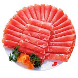 恒都 精选肥牛卷 500g/盒 谷饲牛肉