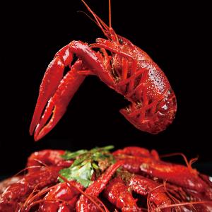 麻辣小龙虾 1.5kg 4-6/25-33只海鲜