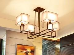 客厅餐厅灯具搭配