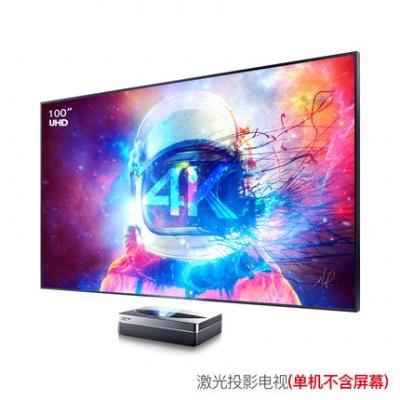 长虹4k激光电视机
