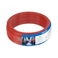 阻燃BV4平方红色硬线