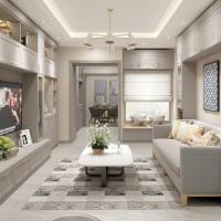 全屋定制厨房橱柜客厅卧室家具定做简约现代